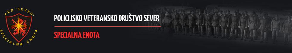 PVD Sever – Specialna enota